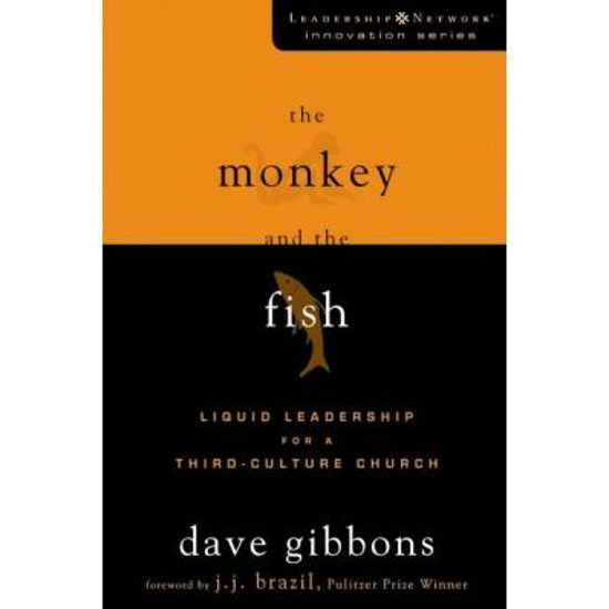 Picture of Monkey and the Fish by Dave Gibbons