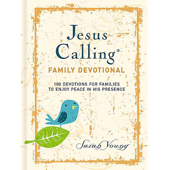 Picture of Jesus Calling Family  Devotional by Sarah Young