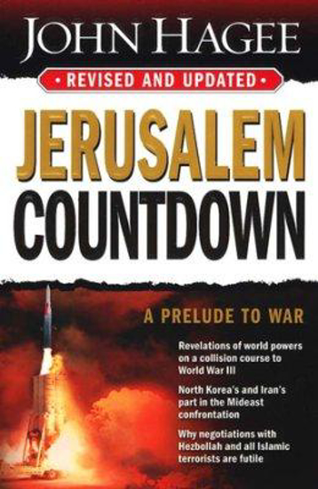 Picture of Jerusalem Countdown by John Hagee