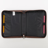 Picture of Trust In The Lord Brown Faux Leather Classic Bible Cover - Proverbs: 3:5